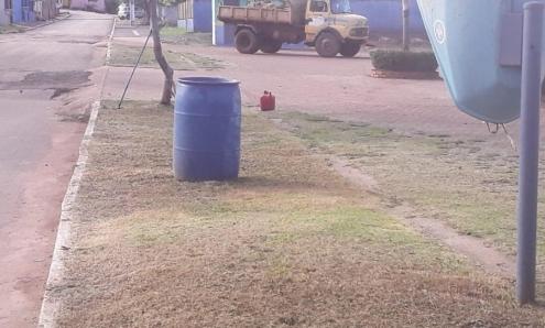 Agora é a vez do Povo, Limpeza Campo Municipal e PSF Municipal